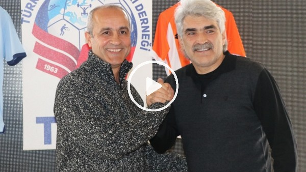 'Adana derbisi öncesi 'dostluk' rüzgarı
