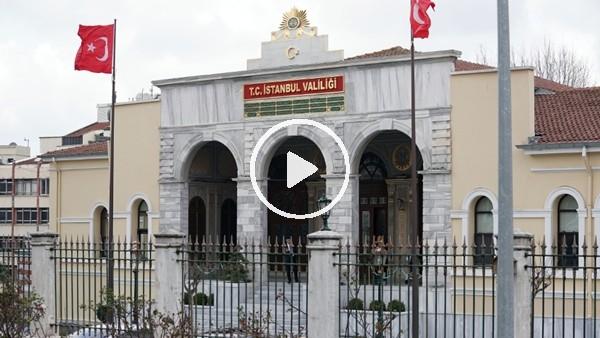 'Başkanlar, İstanbul Valiliği'nde bir araya geldi