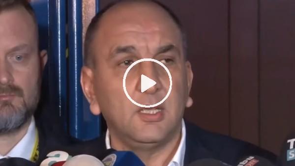 """Semih Özsoy: """"Hakem bugün verilen talimatı yerine getirdi"""""""