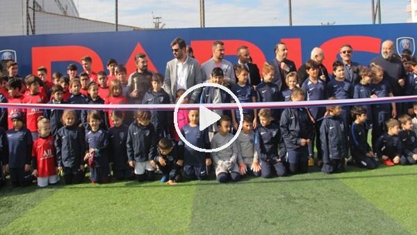 'PSG Academy, Bursa'da ikinci altyapısını açtı