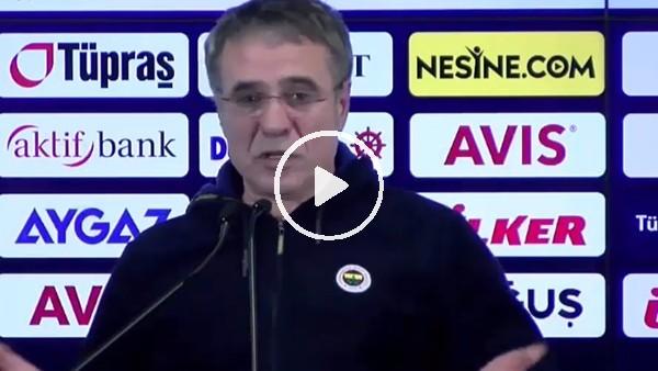 """Ersun Yanal: """"Trabzon'a niyet hocası gelmemiş, Gustavo'ya okumadılar"""""""