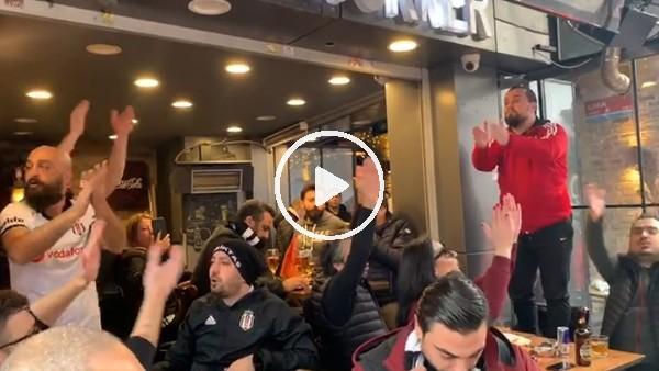 'Beşiktaşlı taraftarlar Trabzonspor maçını bekliyor