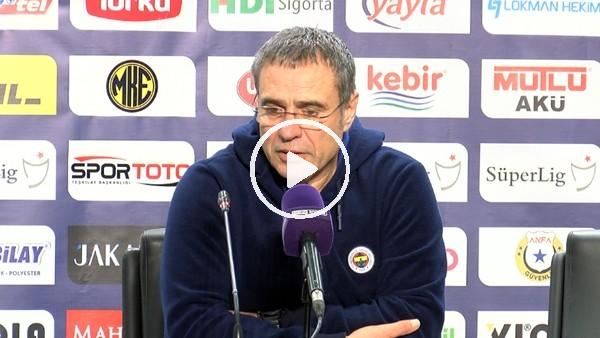 'Ersun Yanal, Fenerbahçe taraftarından Ali Koç ve takım için destek istedi