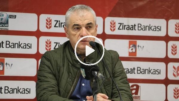 Rıza Çalımbay'dan maç günü ve saati eleştirisi