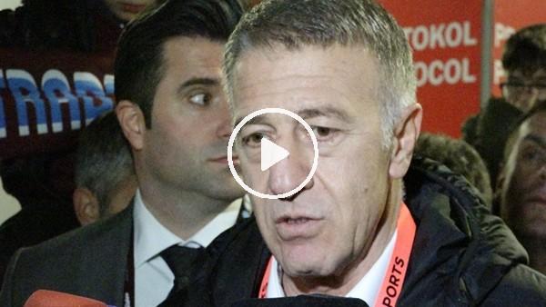 'Ahmet Ağaoğlu'ndan Cüneyt Çakır yorumu
