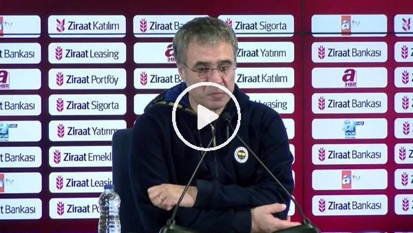 """Ersun Yanal: """"Fenerbahçe her yarışta iddialı olmak zorunda"""""""