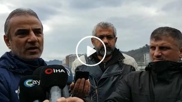 """'İsmail Kartal: """"Beşiktaş maçının hakemi ego yapıp kırmızı kart gösterdi"""""""