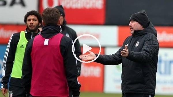 'FutbolArena, Beşiktaş Antrenmanında | Siyah-Beyazlılar, Gazinatep FK Maçı Hazırlıklarına Başladı