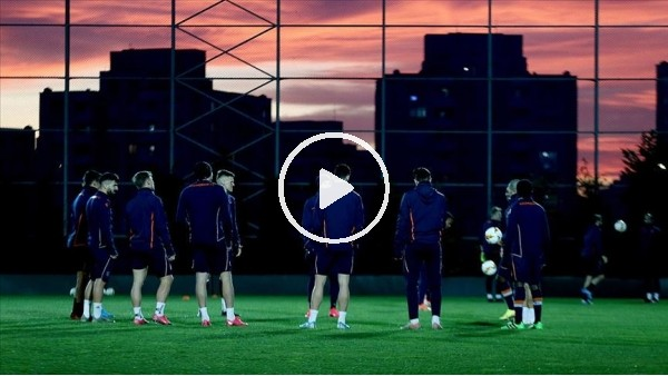 Başakşehir, Sporting Lizbon maçına hazır