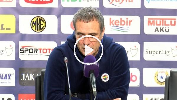 """'Ersun Yanal: """"Fenerbahçe sadece sahada mücadele etmiyor"""""""