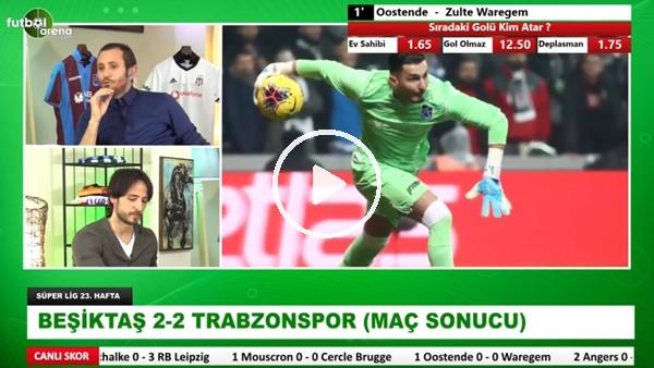 """'İbrahim Yavuz: """"Beşiktaş'ın kaçırdığı her pozisyon Trabzonspor'un direncini arttırdı"""""""