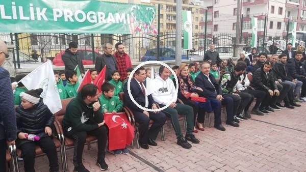 'Konyaspor, Şivlilik etkinliğine katıldı
