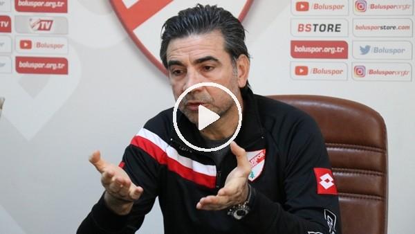 """'Osman Özköylü: """"İnanın birçok akşam uyuyamıyorum"""""""
