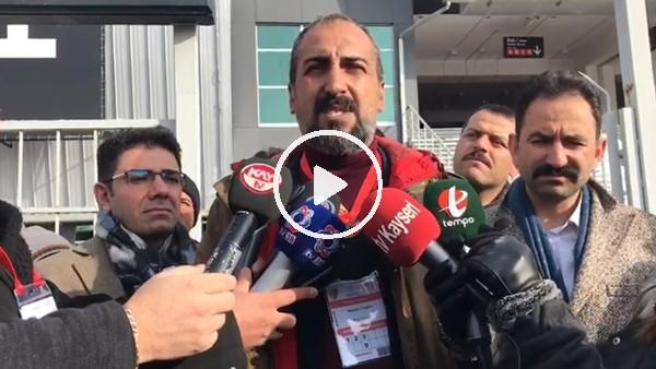 """'Mustafa Tokgöz: """"Tüm çabalara rağmen maalesef berabere bitti"""""""