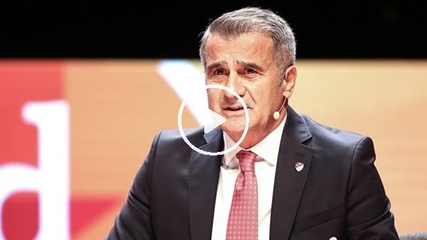 Şenol Güneş'ten EURO 2020 açıklaması
