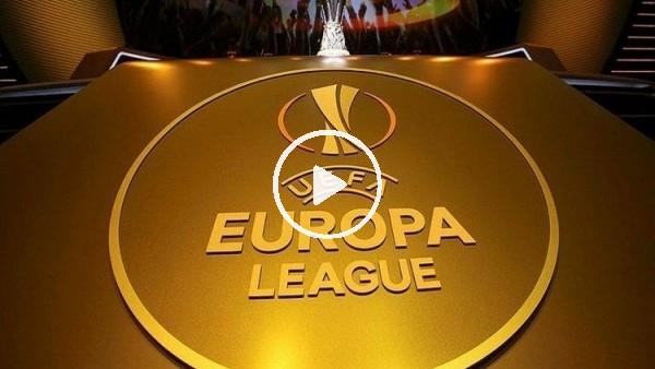 'UEFA Avrupa Ligi'nde son 32 turu başlıyor