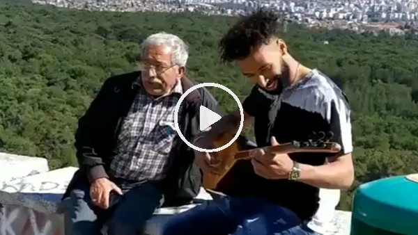 'Nazım Sangare'den 'Kara Tren' türküsü