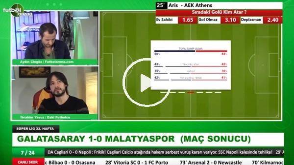 'Galatasaray'ın oyunu umut vaad ediyor mu?