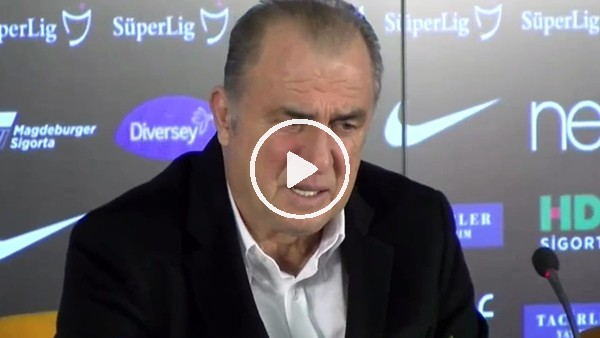 """'Fatih Terim: """"Feghouli ile Mariano arasında telapetik bir anlaşma var"""""""