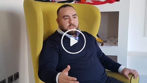 """'Utku Cenikli: """"Ozan Tufan, 'Fenerbahçe'ye borcum var ve kulübe para kazandırmadan gitmem' diyor"""""""