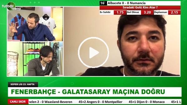 Galatasaray'ın Fenerbahçe Derbisi Öncesi Muhtemel 11'i | Radamel Falcao Oynayacak Mı?