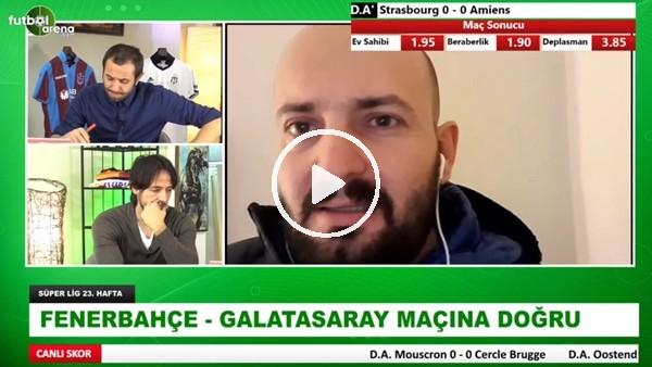 Fenerbahçe'nin Galatasaray Karşısında Muhtemel 11'i | Orta Saha Nasıl Olacak?