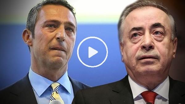 'Mustafa Cengiz, Ali Koç'u eleştirdi; TFF'yi savundu