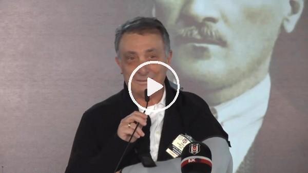 'Ahmet Nur Çebi ile Beşiktaş taraftarı arasında güldüren diyalog
