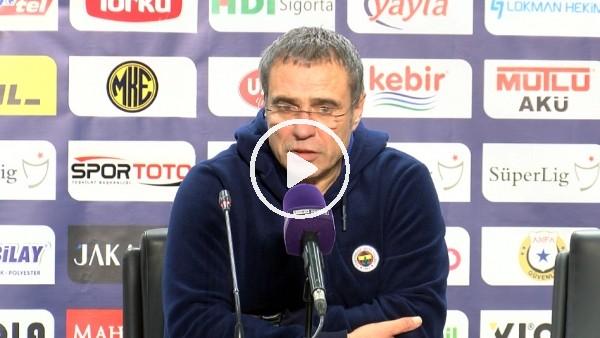 """'Ersun Yanal: """"Fenerbahçe için gereken neyse onu yaparım"""""""