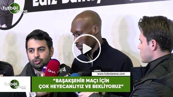 """Atiba: """"Başakşehir maçı için çok heyecanlıyız ve bekliyoruz"""""""
