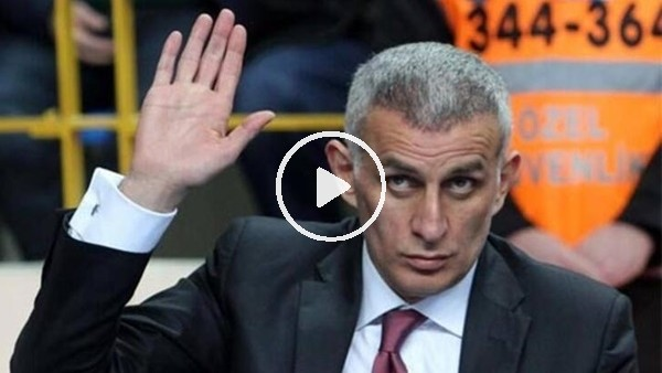 'İbrahim Hacıosmanoğlu, Vodafone Park'a geldi