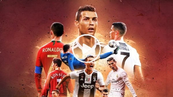 'Cristiano Ronaldo'ya doğum günü sürprizi