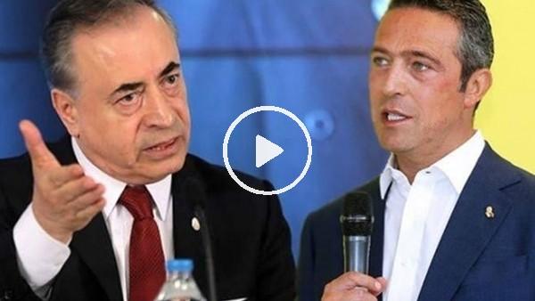 Ali Koç ve Mustafa Cengiz'den birbirlerine olay sözler
