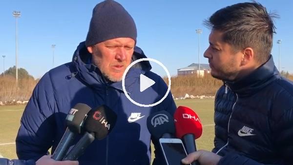 """'Prosinecki: """"Denizlispor galibiyetiyle seriye başlamak zorundayız"""""""