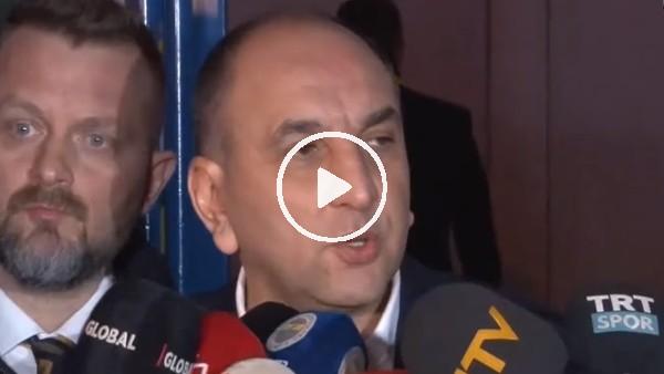 """Semih Özsoy: """"Utanç verici bir gece"""""""