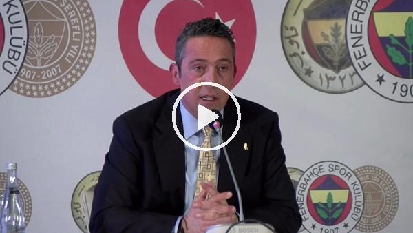'Ali Koç'tan siyasilere çağrı