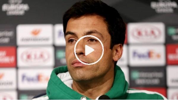 Emauel Ferro'nun Başakşehir maçı öncesi açıklamaları