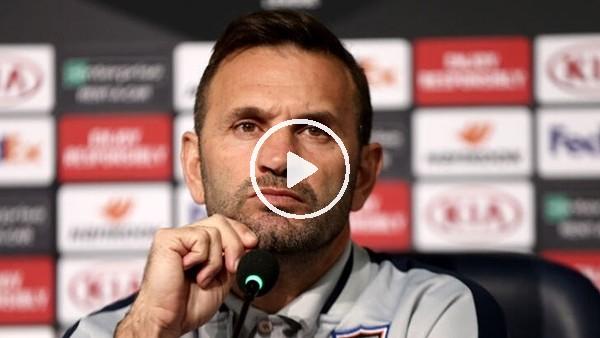 Okan Buruk, Sporting Lizbon maçı öncesi basın toplantısında konuştu
