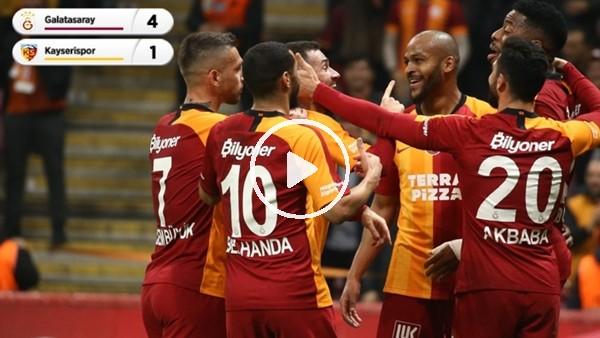 Galatasaray - Kayserispor maçında kim, nasıl oynadı? Maçın adamı kim?