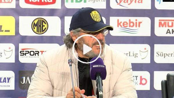 """'Mustafa Reşit Akçay, """"Trabzonspor'un şampiyon olmasını istiyorum"""" sözlerine açıklık getirdi"""