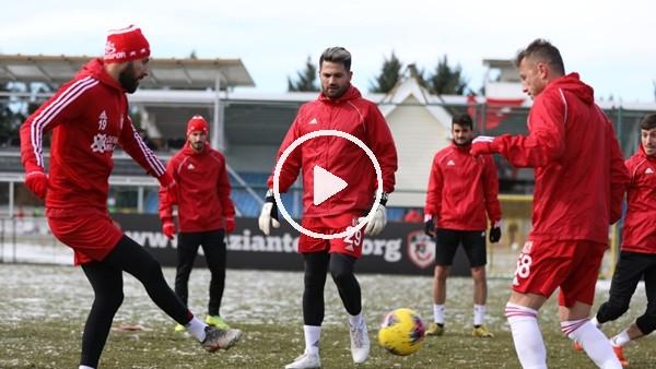'Sivasspor, Gaziantep FK maçına hazır