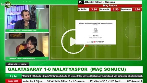 """'İbrahim Yavuz: """"Galatasaray'ın bu süreci kazanarak geçmesi önemli"""""""