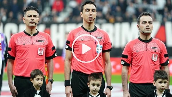 Beşiktaş - Ankaragücü maçının tartışmalı pozisyonlarını Selçuk Dereli yorumladı