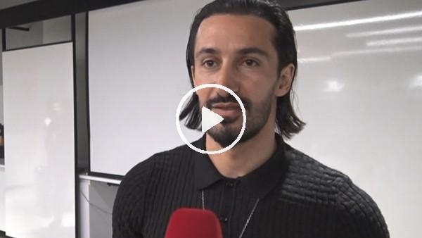 """Hasan Kabze: """"Konsantrasyon üst seviyede olan takım derbiyi kazanır"""""""