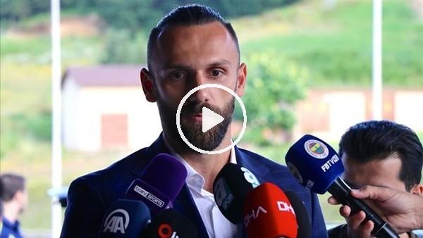 'Vedat Muriqi'den Kosovalı hemşehrilerine 'Evde kal' çağrısı