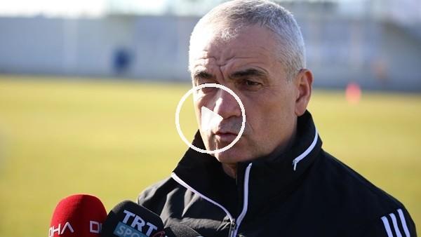 Rıza Çalımbay'ın Galatasaray maçı öncesi açıklamaları