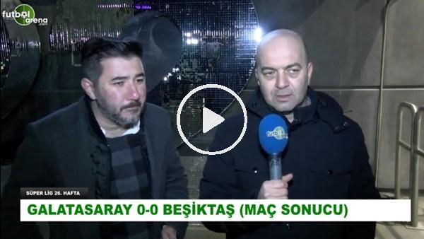 """Çağdaş Sevinç: """"Beşiktaş'ın bu oyununa göre 1 puan fena değil"""""""
