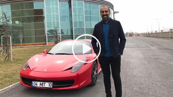 """'Mustafa Tokgöz: """"Takım ligde kalırsa spor arabamı hediye edeceğim"""""""