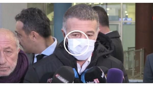 """'Ahmet Ağaoğlu: """"Lig bugün itibariyle tescil edilsin ama buna kargalar bile güler"""""""