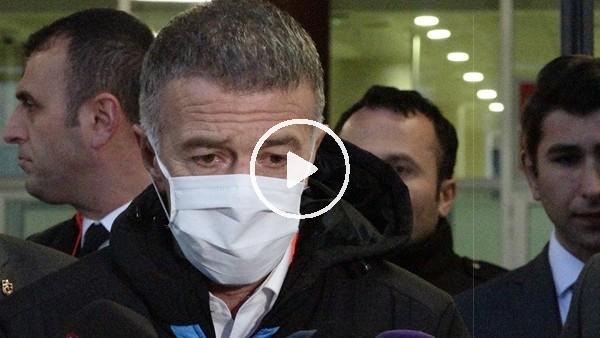 """'Ahmet Ağaoğlu: """"Verilmeyen penaltı var"""""""
